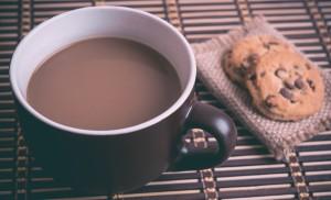 Coffee cookies_proc